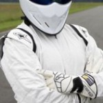 The Stig. Some say….he's James Bond's stunt driver
