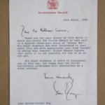 Buckingham Palace rejects Doctor Who