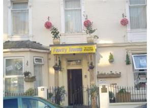 Book your reservation at Fawlty Towers