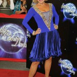 Felicity Kendal trains and shops her way towards a possible Strictly Come Dancing title