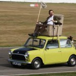 British comedy cars want equal time on top-10 list