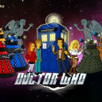 A Friday Doctor Who scattershoot