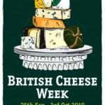 Celebrate British Cheese Week!