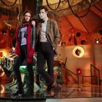 The Doctor invades Utah desert