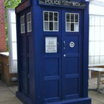What would you put in the TARDIS?