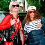 Possible AbFab reunion? Just do it!