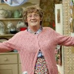 Move over Dame Edna, here comes Mrs. Brown