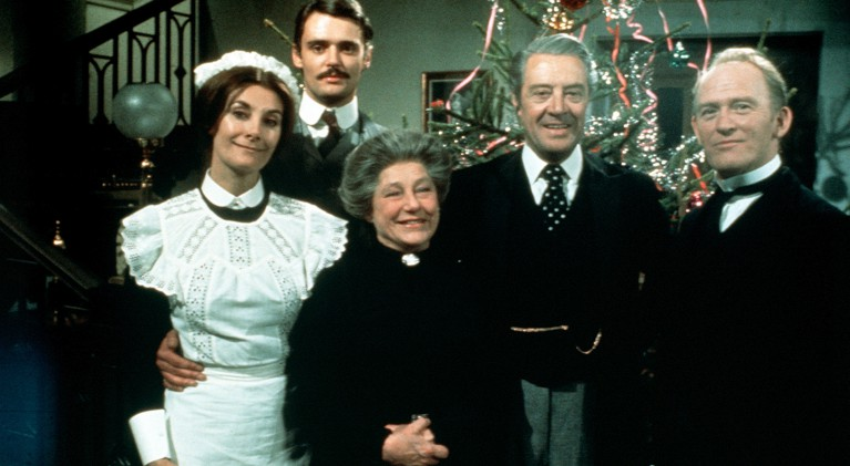 Upstairs Downstairs – the beginning