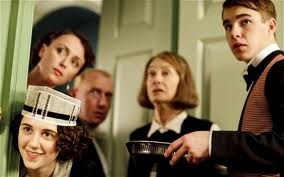 Upstairs Downstairs opens its' doors tonight on PBS