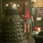 Daleks to sit out remainder of first half