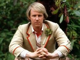 Former Doctor Who Peter Davison