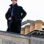 Sherlock surveys the situation in series 2