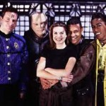 Which Red Dwarf character are you?