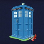 Doctor Who drops TARDIS on Wicked Witch