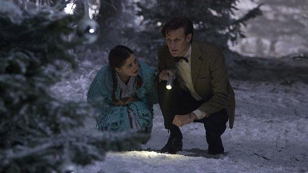 BBC1 vs. ITV1 in Christmas Smackdown 2011