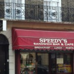 Speedy's adds Sherlock Wrap to menu today