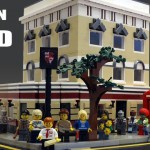 Lego Shaun of the Dead anyone?
