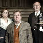 PG Wodehouse's Blandings = Downton Abbey with less grandeur and more farce