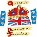 The 2012 Queen's Diamond Jubilee Celebration bits and bobs
