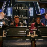 Red Dwarf X. Setting a course for RDXI?