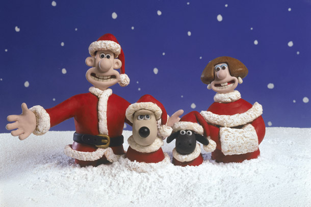 A Wallace & Gromit Christmas | Tellyspotting