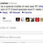 IT Crowd getting the band back together for 2013 special?