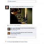 Oh, if only Downton Abbey had a Facebook page….
