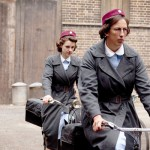 Miranda Hart as Chummie in Call the Midwife