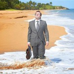 Ben Miller votes himself off the island for new season of Death in Paradise