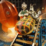Wallace and Gromit's Thrill-O-Matic ride at Blackpool Pleasure Beach