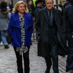 nicholas lyndhurst and amanda redman filming bbcs new tricks 1
