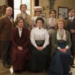 For Jessica Hynes, women's suffrage is a laughing matter…but only as a sitcom