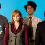 Turned off 'IT Crowd' turns back on again and reboots for farewell episode