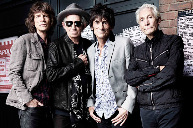 What if Downton Abbey is the final stop on the Rolling Stones: 50 Years and Counting tour?