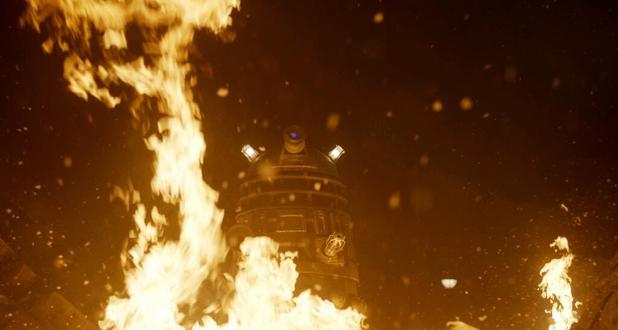 Daleks to battle the Doctor during 50th anniversary 1