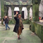 Martin Freeman waves goodbye to Middle-earth