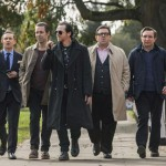 Q & A with Simon Pegg and Nick Frost with 'The World's End' a day away