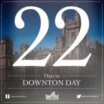 It's official! Sept 22 is Downton Day in the UK!