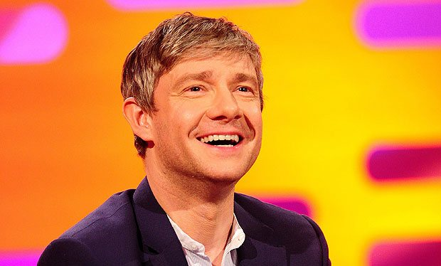 Martin Freeman joins cast of FX's Fargo