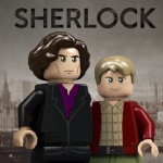 Sherlock in LEGO anyone?