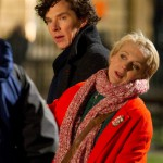 Amanda Abbington confirms role in 'Sherlock' 3 – officially…