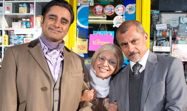 Kumars at No 42 returns to Sky1 HD in January