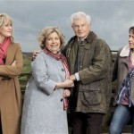 'Last Tango in Halifax' series 3 commissioned with series 2 headed to PBS in June 2014.