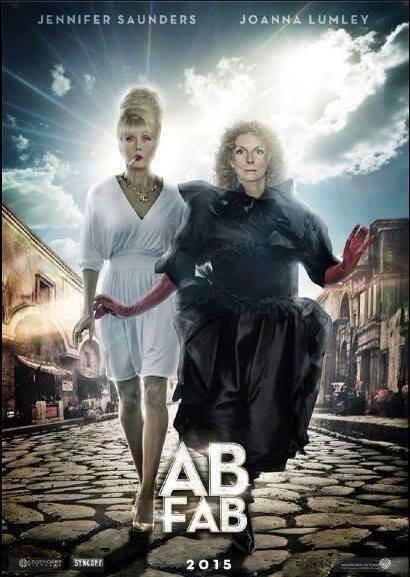 AbFab - The Movie