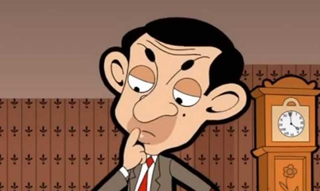 Animated Mr. Bean
