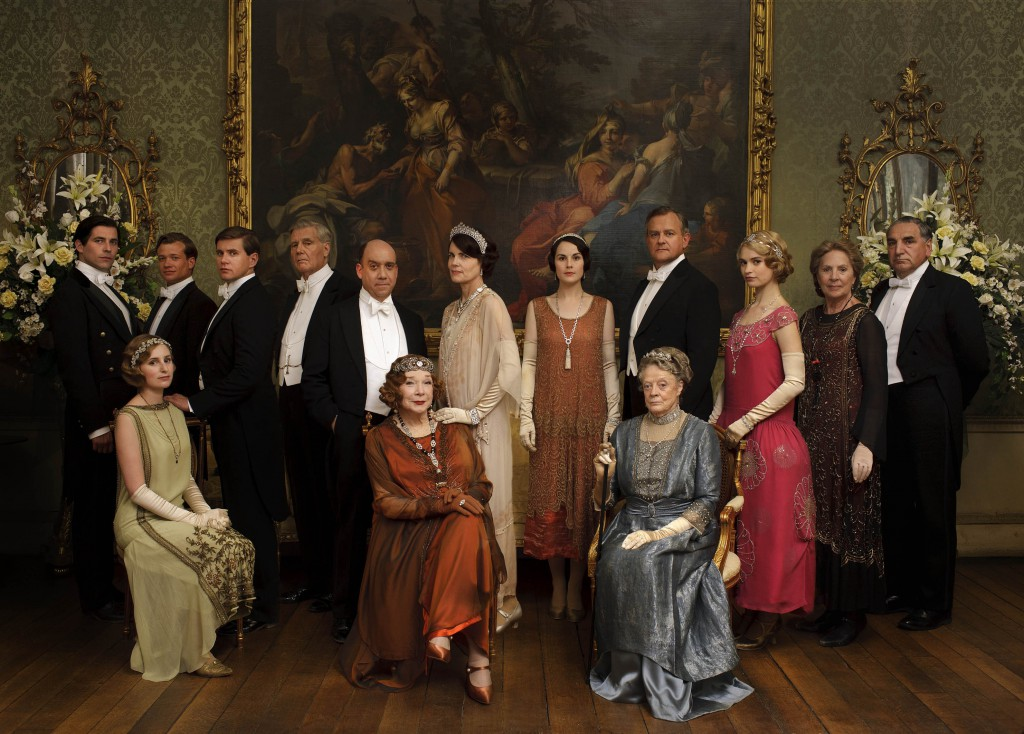 Downton Abbey series 4 premieres on PBS
