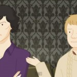 Dishing Downton & Sherlock and why Sherlock spoils everything!