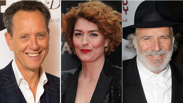 Downton Abbey adds Richard E. Grant, Anna Chancellor and Rade Sherbedgia fro series 5