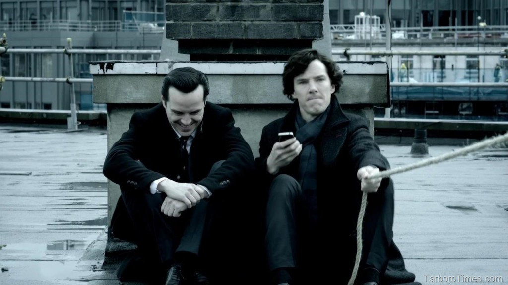 Sherlock and Moriarty together again in Sherlock 4?