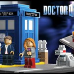 Whovians unite! It's time for a bit of 'Doctor Who'…in Lego